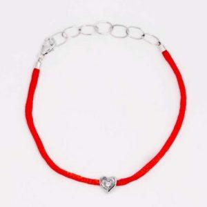 More Love bracelet white gold