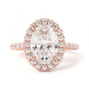 Oval Dream Engagement Ring
