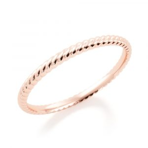 Rope Gold Band