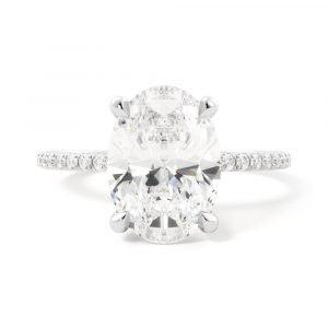 Timeless Treasure Engagement Ring