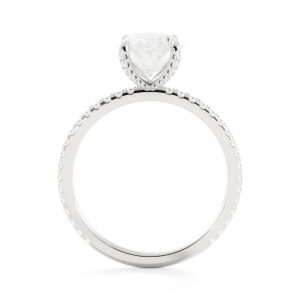 Love is in the Details Diamond Engagement Ring