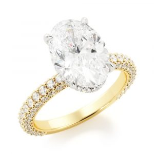 More Love Engagement Ring
