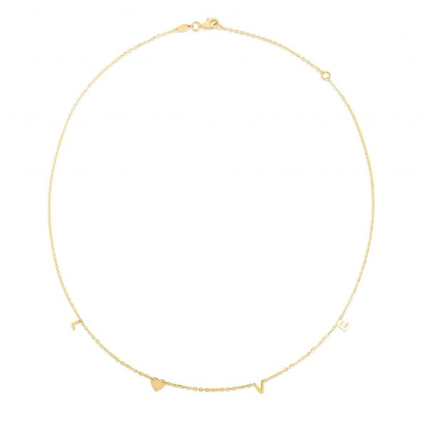 This Love is Forever Necklace