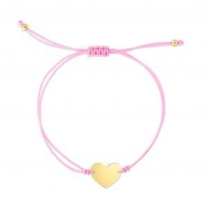 Pulls at your Heartstrings Bracelet