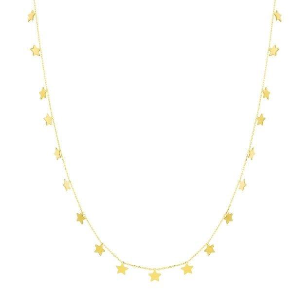 Dainty Stars Necklace