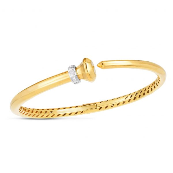 Wrapped Around My Heart Bangle
