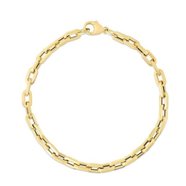 Italian Paperclip Bracelet