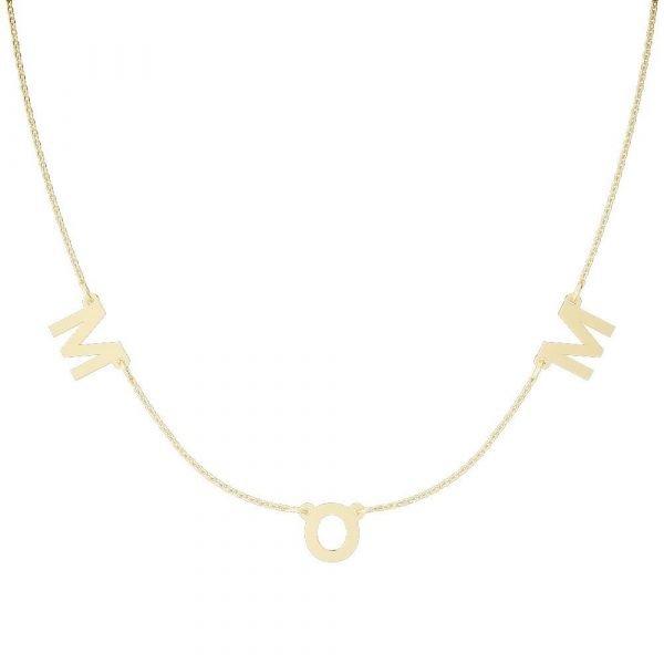 Mom Drop Necklace