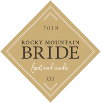 Rocky Mountain Bride Featured Vendor 2018